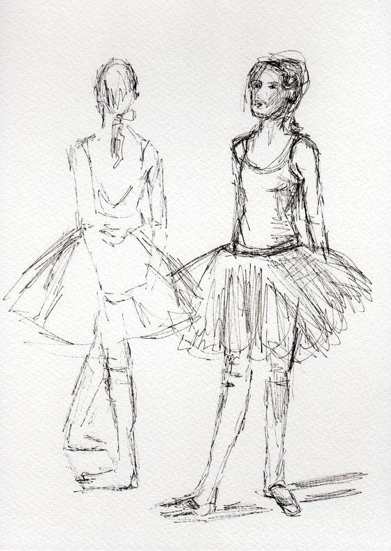 563x792 Degas Drawings
