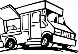 300x210 Food Truck Drawing