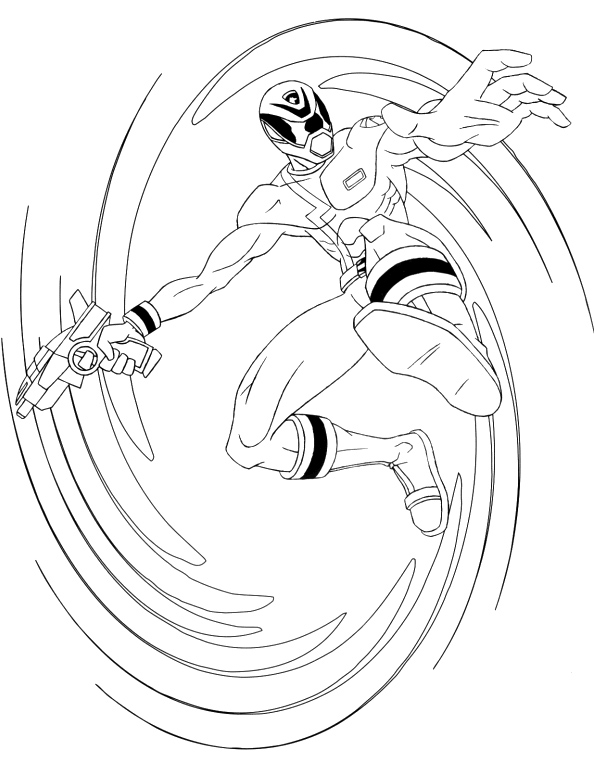 595x778 Delta Coloring Pages
