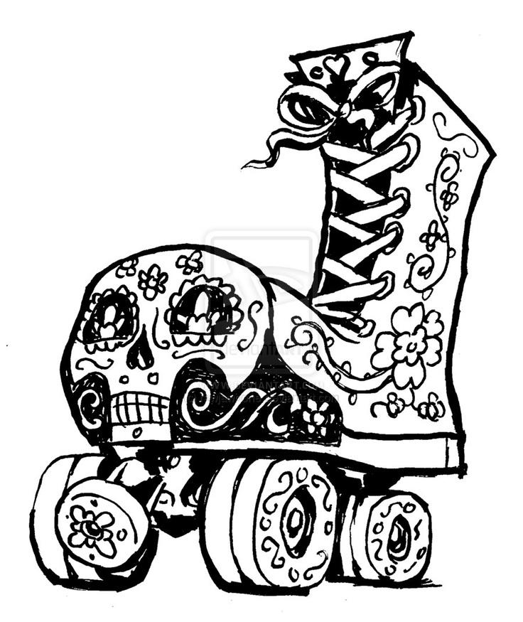 736x875 47 Best Roller Derby Images On Roller Skating, Roller