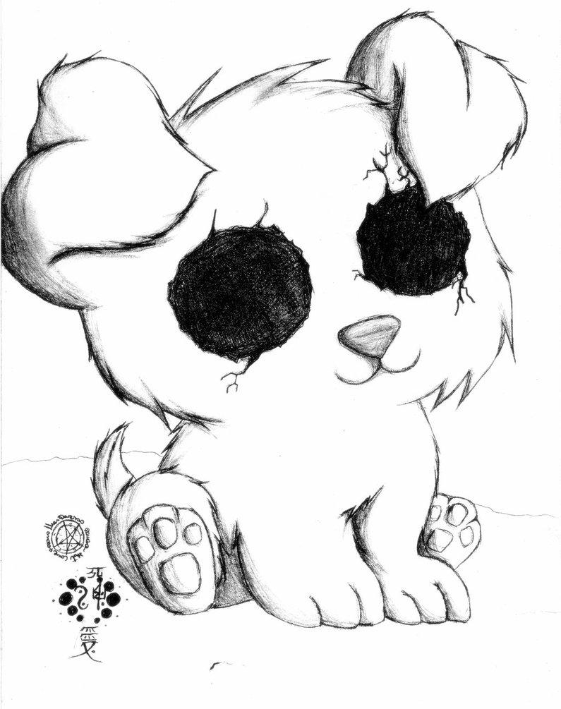 795x1005 Demon Dog By Snowwolfx99