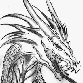 demon dragon coloring pages - photo#7