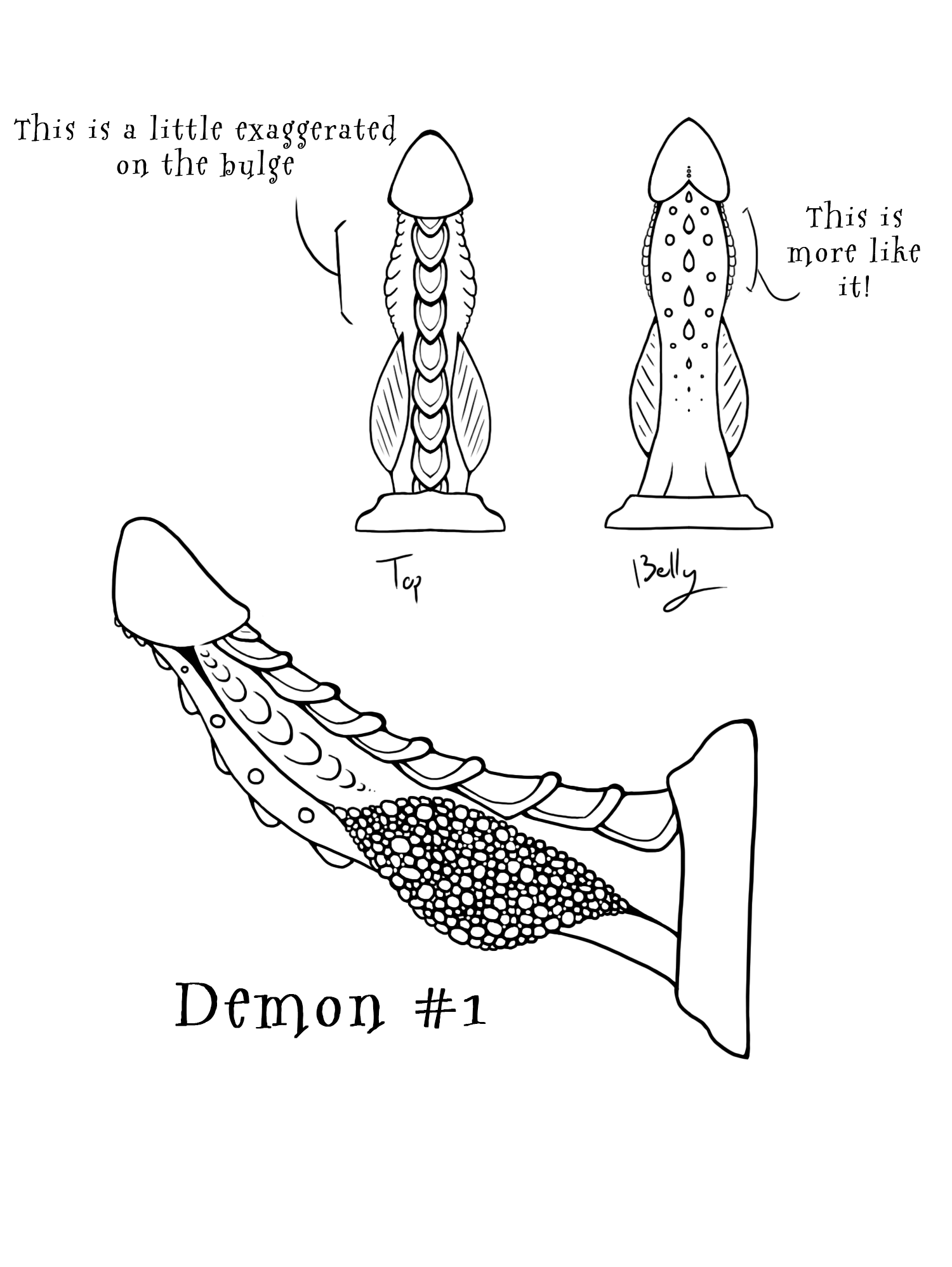 1500x1996 Ra The Demon V2 Bad Dragon Labs