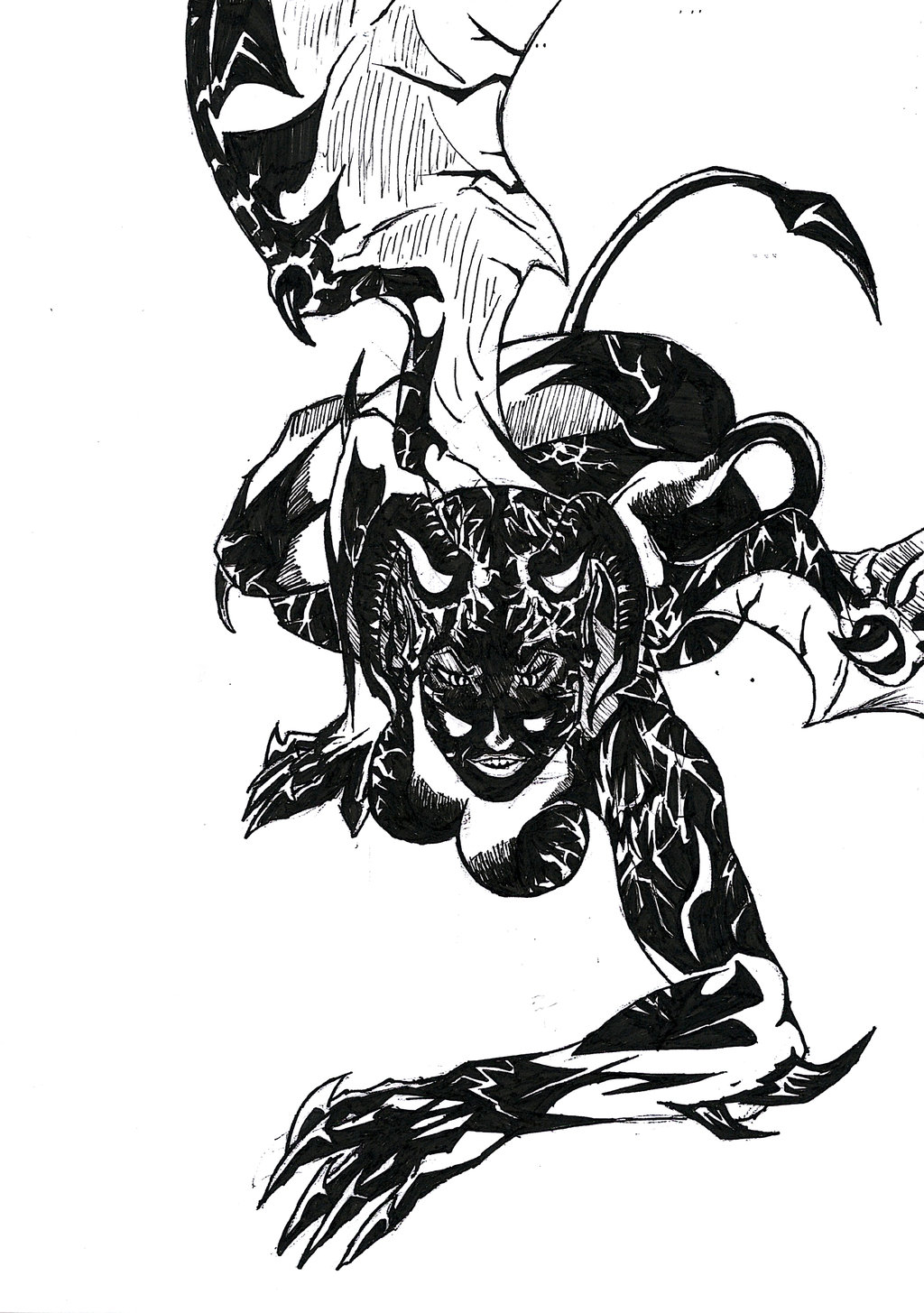 1024x1455 Demon Female By Spartanaltair117