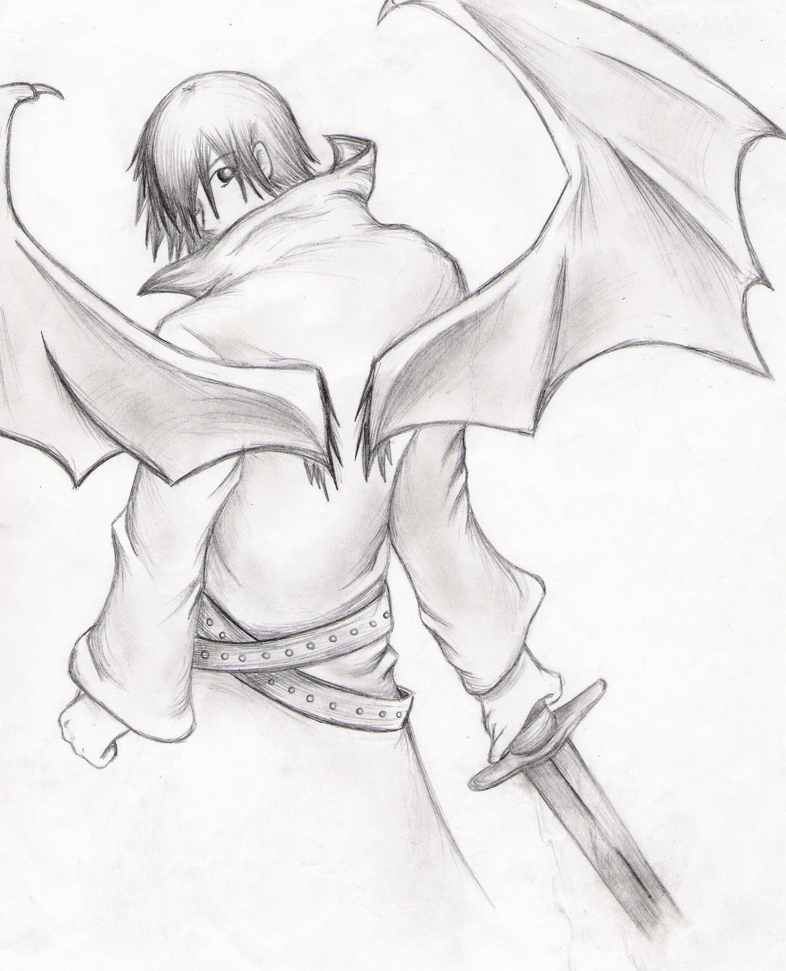 1597x1974 Demon Guy By Xnivalisx