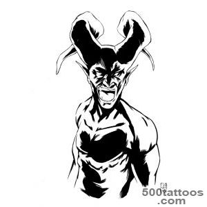 300x300 Devil Tattoo Designs, Ideas, Meanings, Images