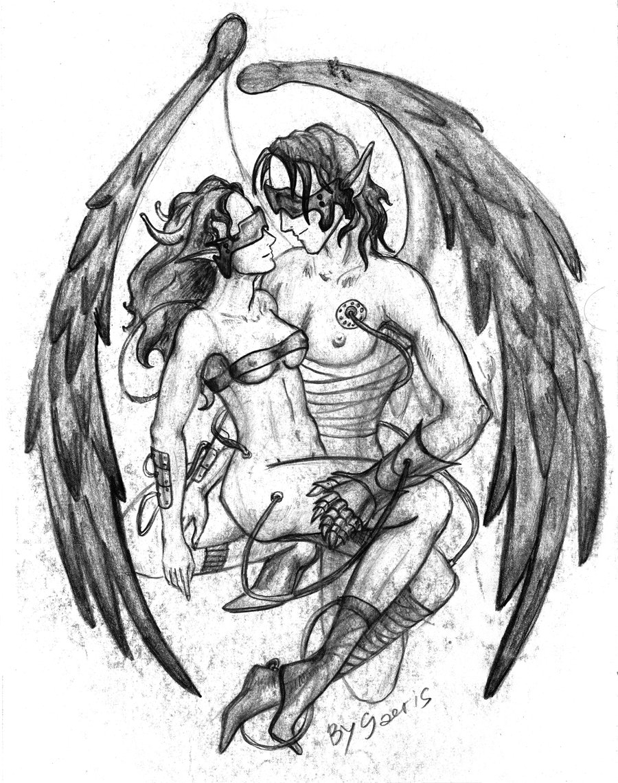 900x1140 Angels And Demons Drawings Best Angel Drawing Ideas