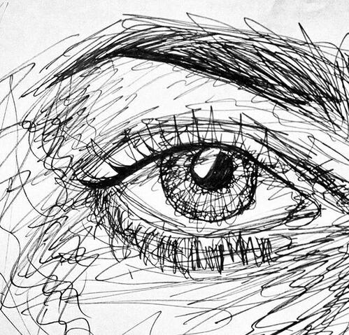 499x479 Look Into My Eyes, It's Where My Demons Hide Art, Grunge