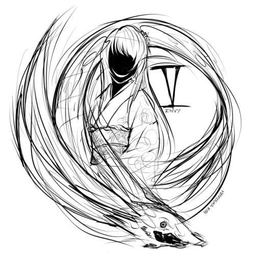 500x507 Demon Of Envy Tumblr