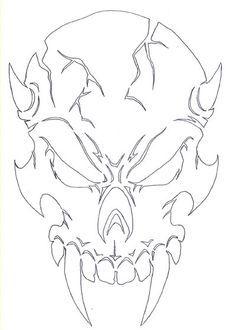 236x330 Cool Drawing Of Skulls