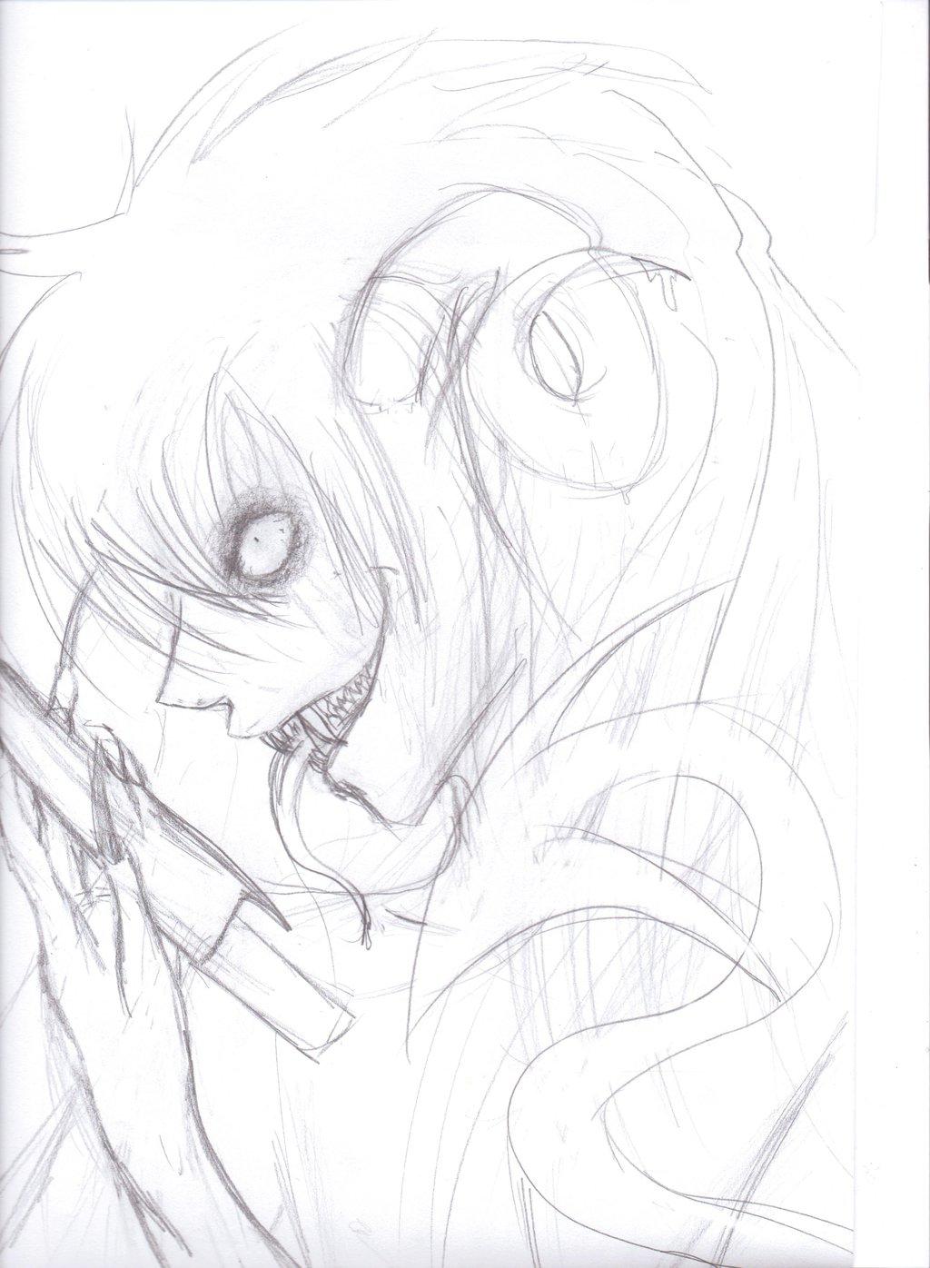 1024x1396 Demon Jeff The Killer Sketch Part 1 By Crusniko2lover