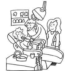 230x230 Top 10 Free Printabe Dental Coloring Pages Online