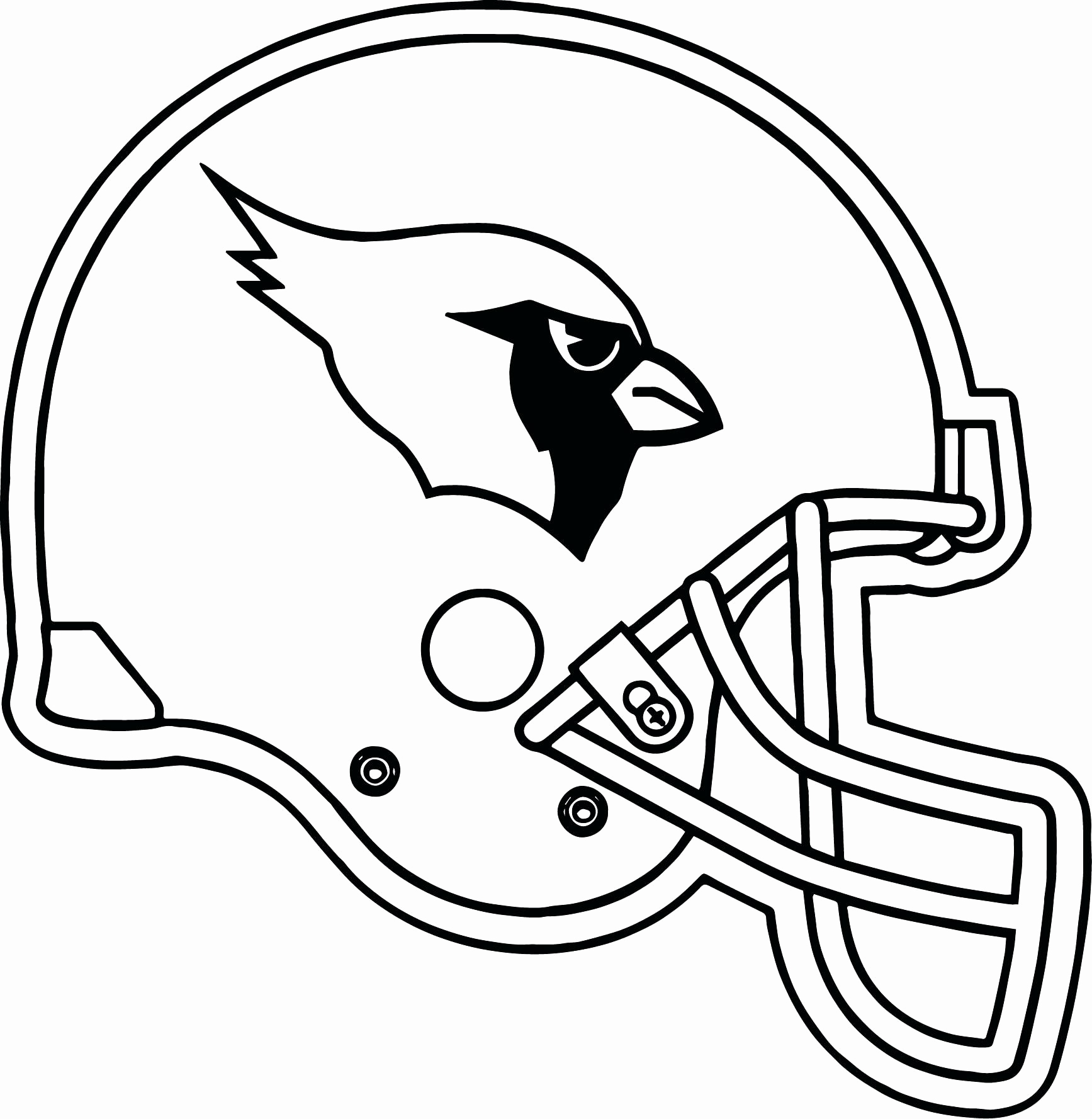 1735x1777 50 Luxury Collection Of Denver Broncos Coloring Pages