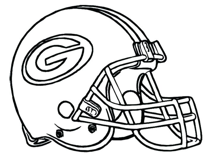 700x541 Broncos Coloring Pages Free Coloring Pages Broncos Football Denver