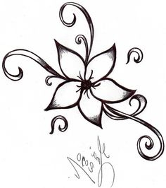 236x266 How To Draw Flowers Step By Step With Pictures