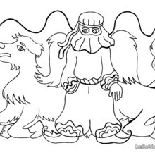 220x220 Desert Drawing For Kids, Coloring Pages, Free Online Games