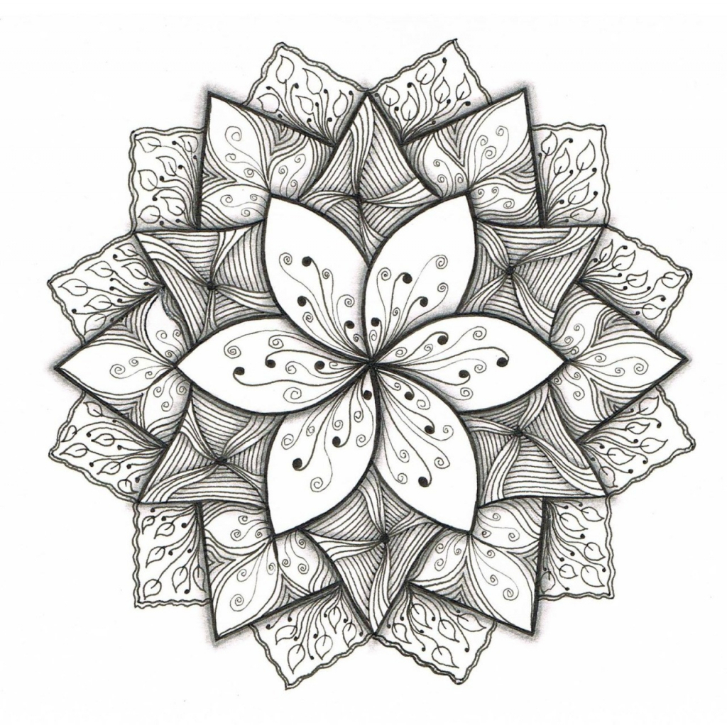 1024x1022 Pictures Cool Drawing Patterns,