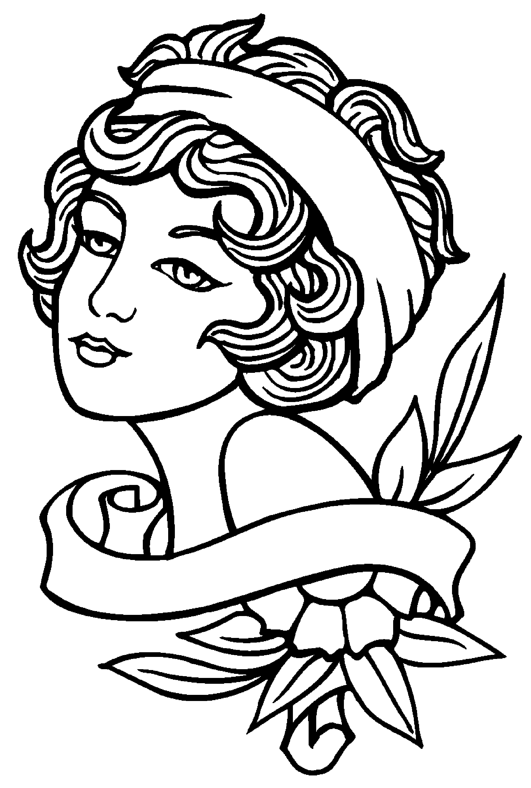 1822x2699 Clasic Tattoo Design Img34 Drawing Pictures