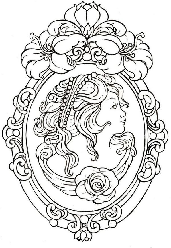 600x868 72 Best Tattoo Design Drawings [2018]