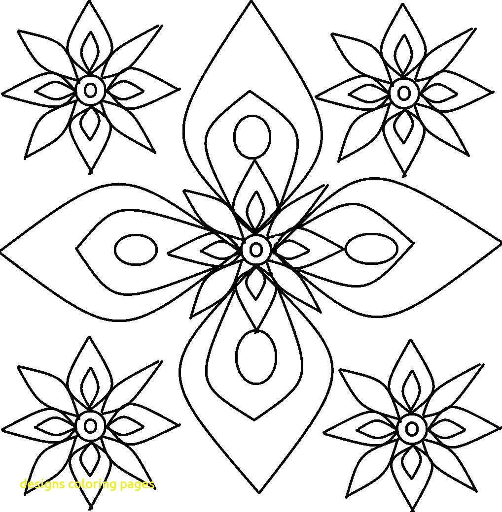 1018x1040 Designs Coloring Pages With Free Printable Rangoli Coloring Pages