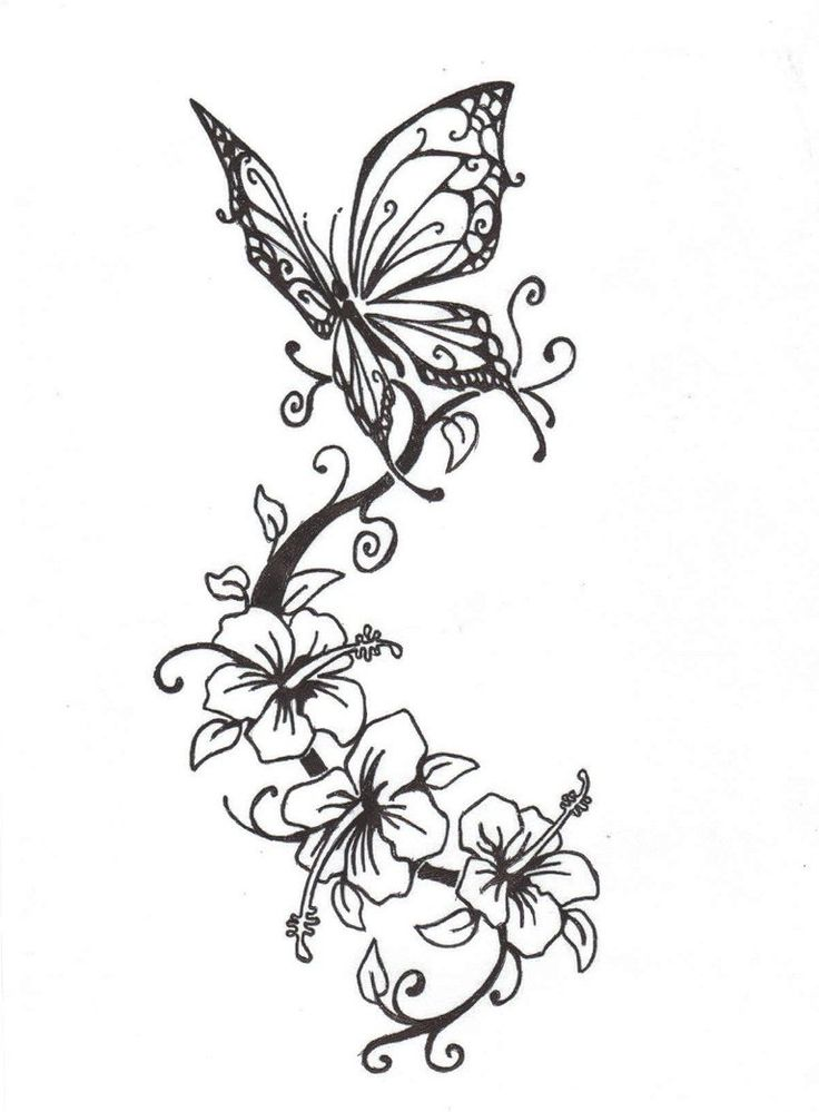 736x999 Flower Tattoo Ideas Elaxsir