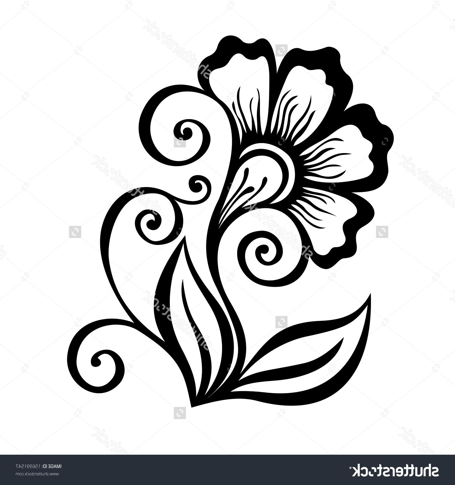 1500x1600 Beautiful Design Of Flowers Drawing Beautiful Flower Designs