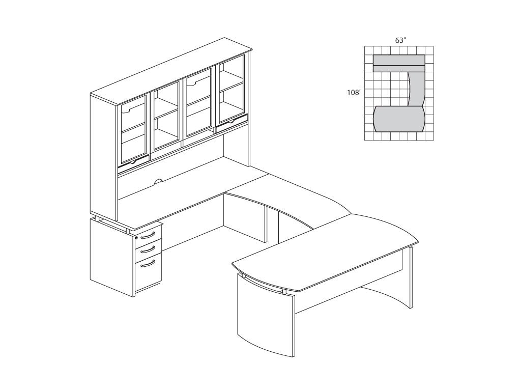 1024x768 Mayline Office Furniture