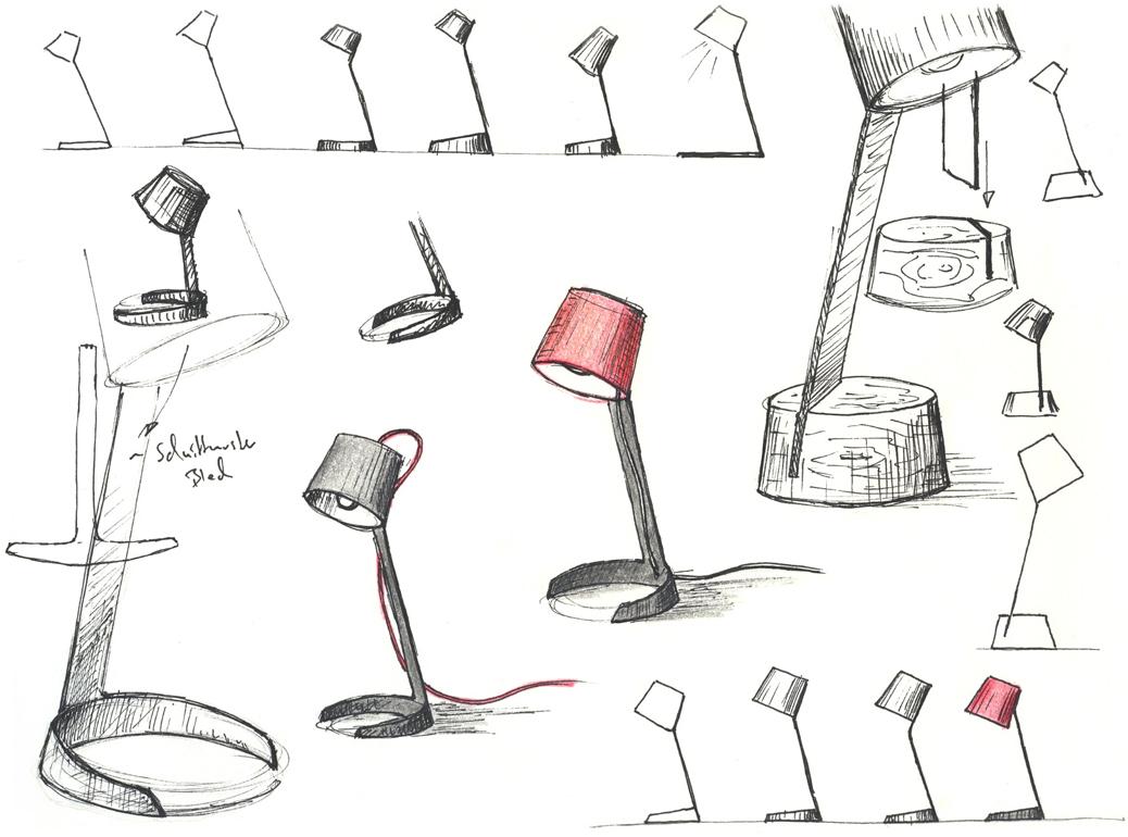 1038x770 Image Result For Table Lamp Lampholder Design Sketch Dicut