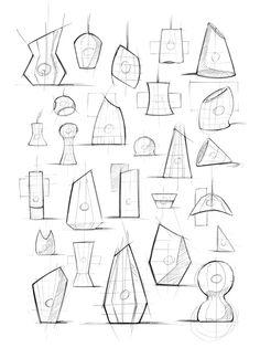 236x315 Kurk' Desk Lamp By Craig Foster Dailytonic A Sketchear