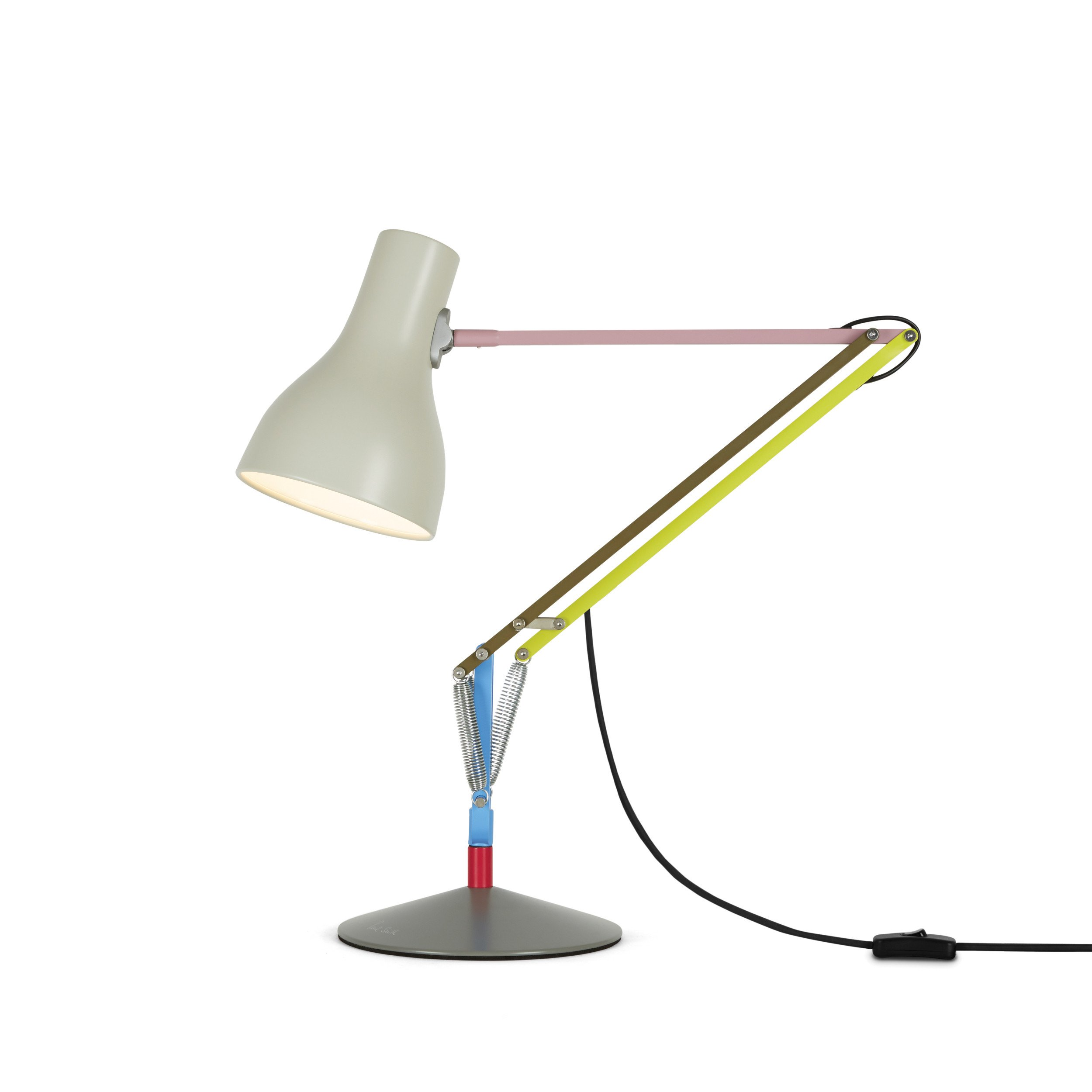 2500x2500 Type 75 Desk Lamp Paul Smith Edition One By Kenneth Grange