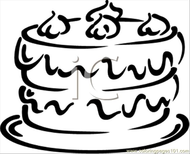 Dessert Drawing At Getdrawings Com Free For Personal Use