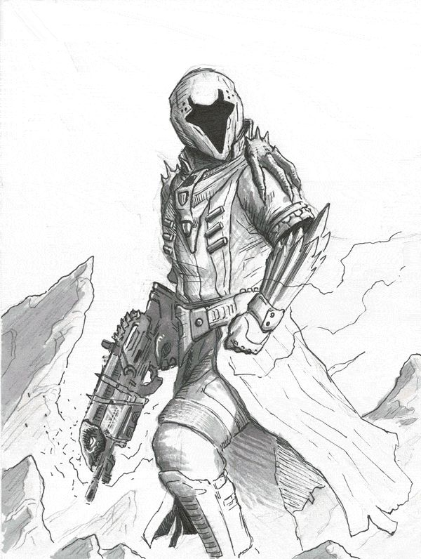 600x796 192 Best Destiny Fan Art Images On Fan Art, Fanart