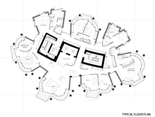 500x377 377 Best Elevations Amp Plans Images On Architectural