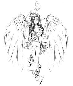 236x276 Angel By Patricks Artist On Angel Fantasy Myth