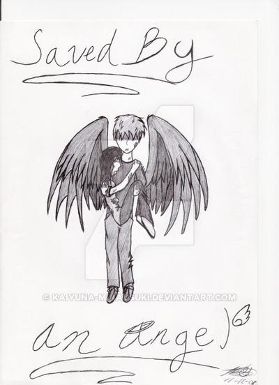 400x552 Saved By An Angel