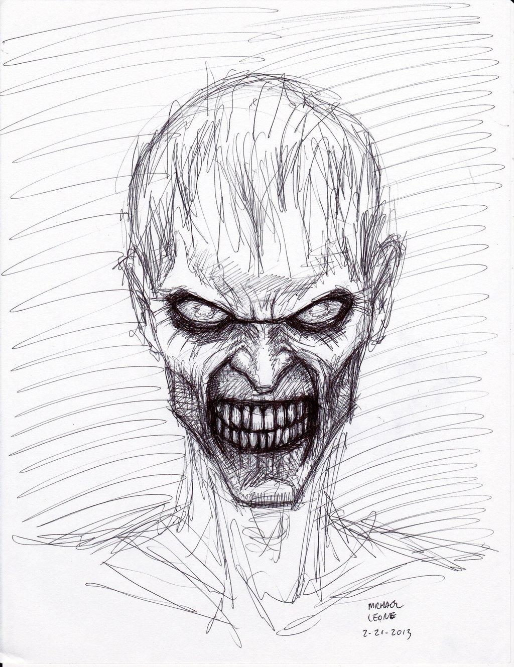 1024x1329 Zombie+Drawings+in+Pencil zombie pen sketch 2 21 2013 by