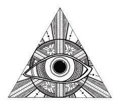 236x221 Eye Drawing Illuminati Triangle Eye Drawing Draw A Curved Line