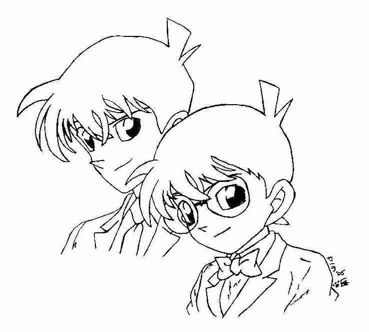 739x666 Detective Conan By Hermione72141