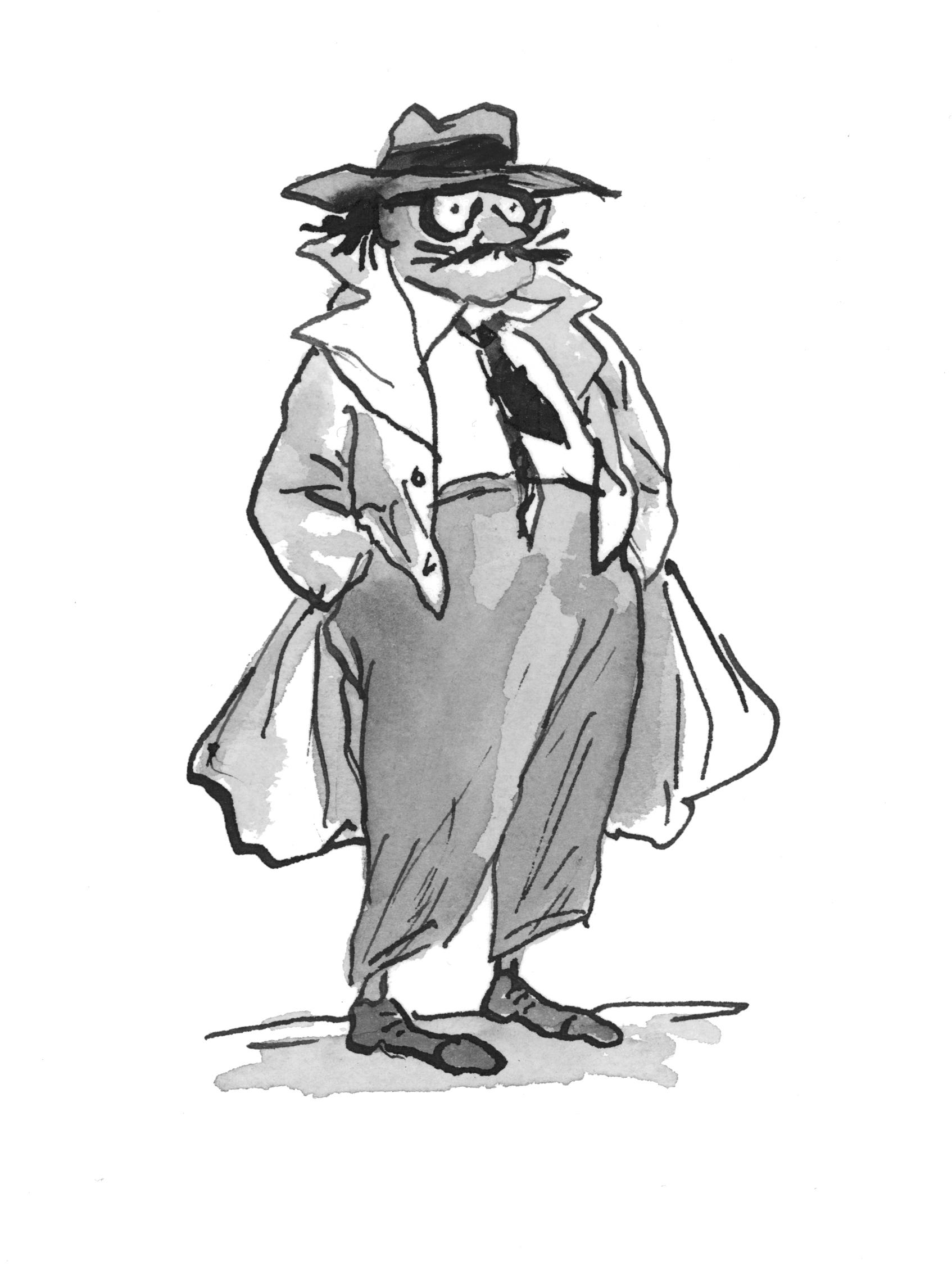 1694x2266 Detective Strauss