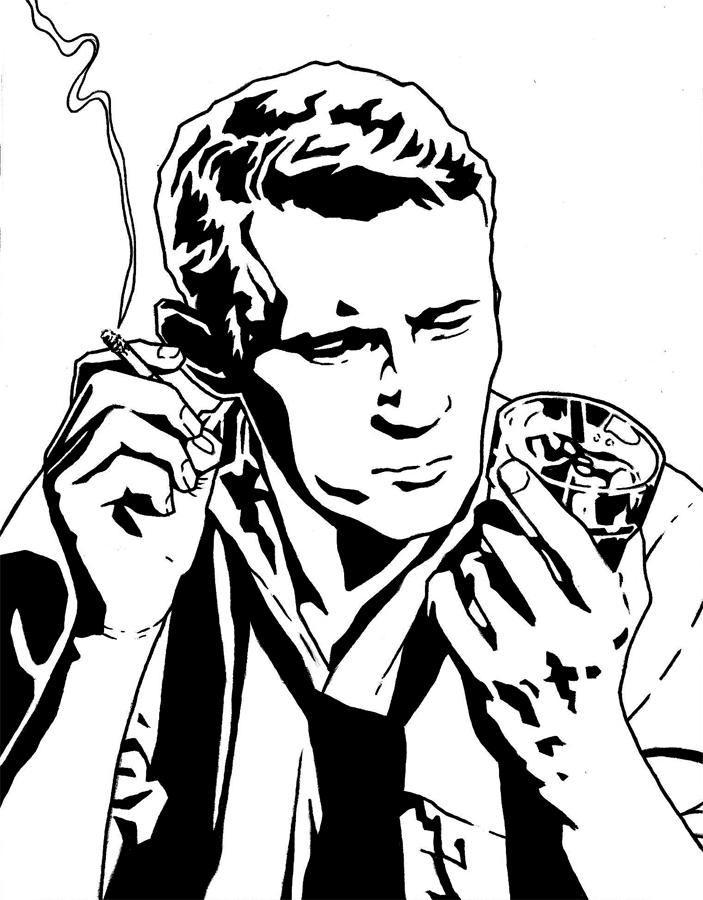 703x900 Detective Noir Noir Detective By Mrboomshot All Things Noir