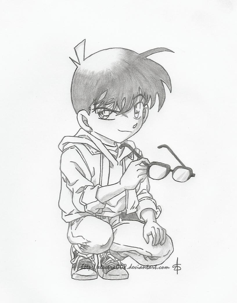 816x1040 Detective Conan By Electra008