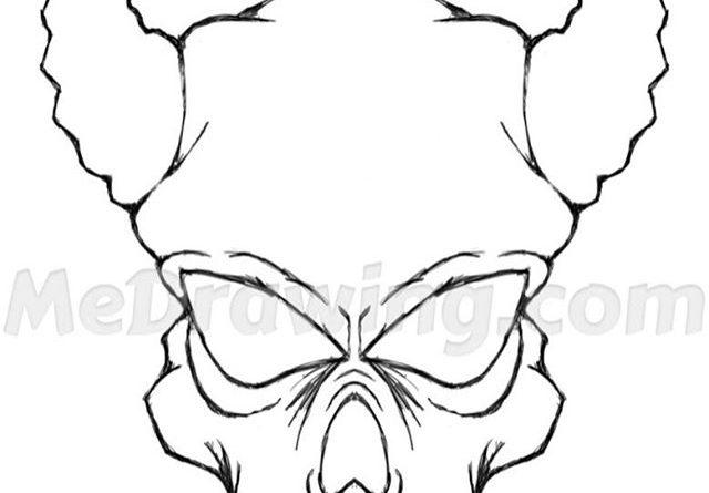 640x445 Skull
