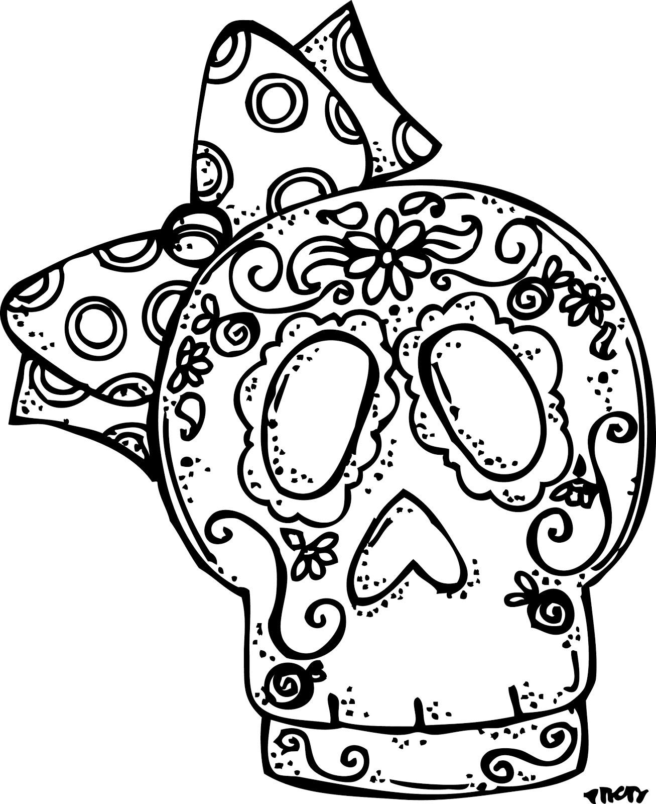 1307x1600 Melonheadz Happy Dia De Los Muertos!