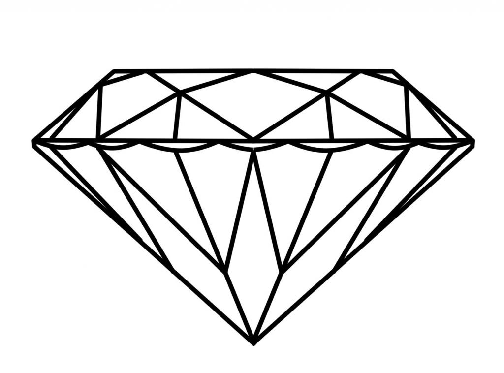 Diamond Drawing