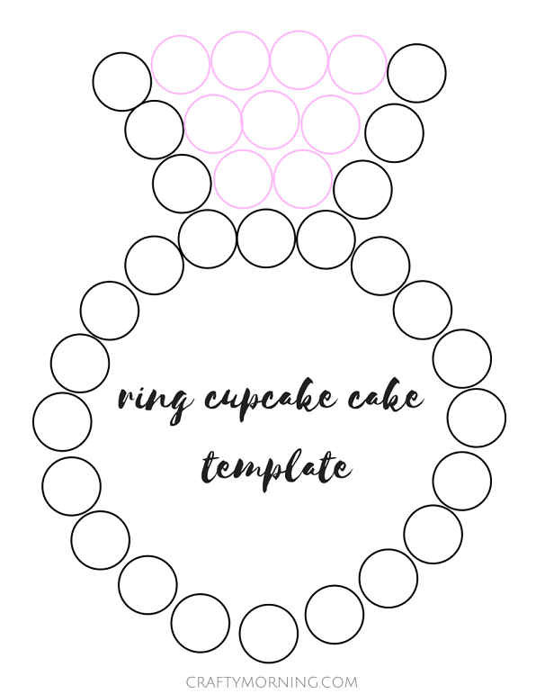 Diamond Drawing Template
