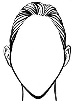 250x333 Face Shape Guide
