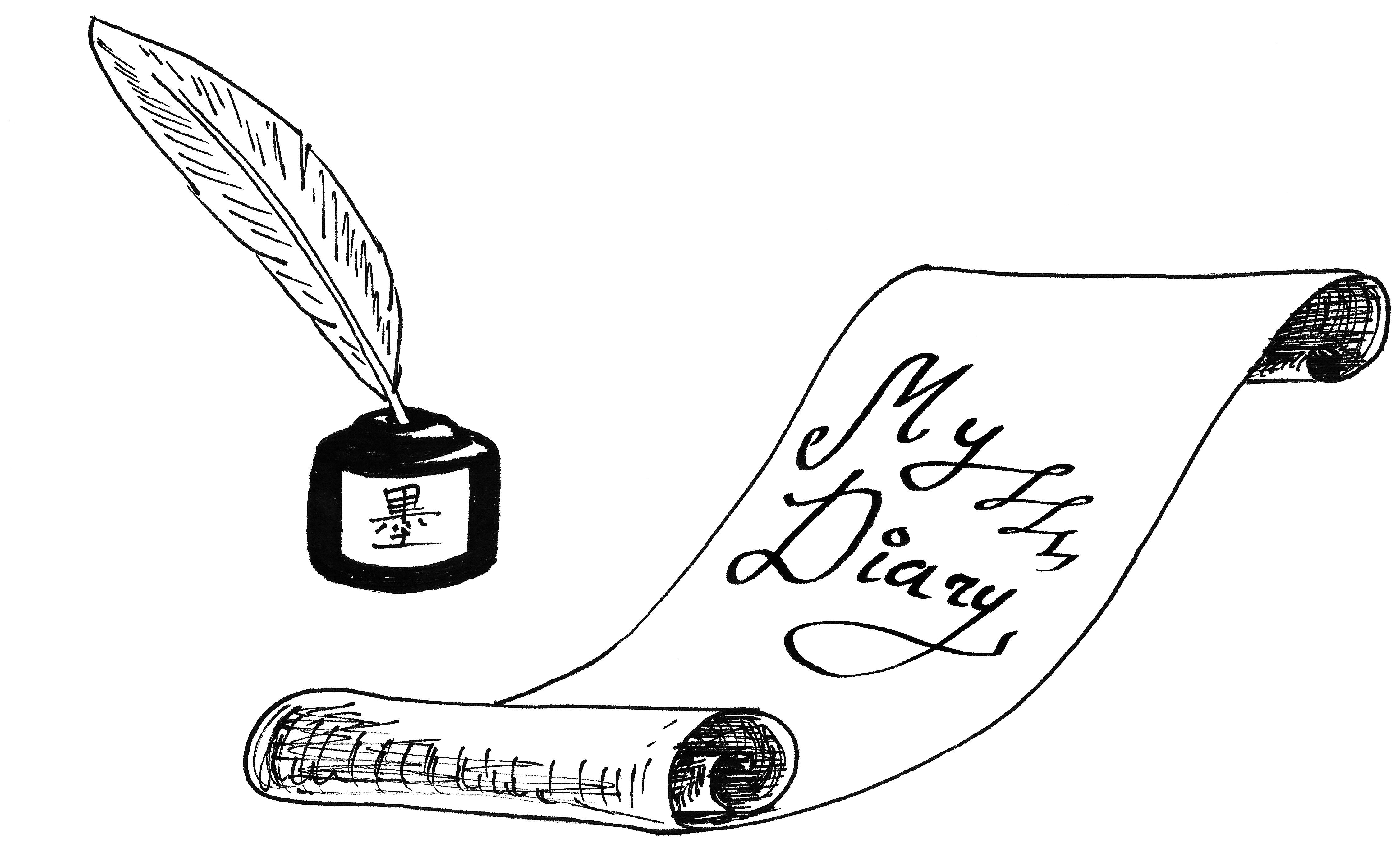 4505x2721 7 Topics That Transform A Boring Diary Into A Magic Scroll Of Life