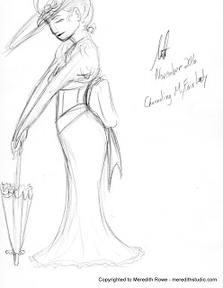 248x320 Sketch Diary My Fair Lady Warm Up Diary Drawing Dress Fair Lady