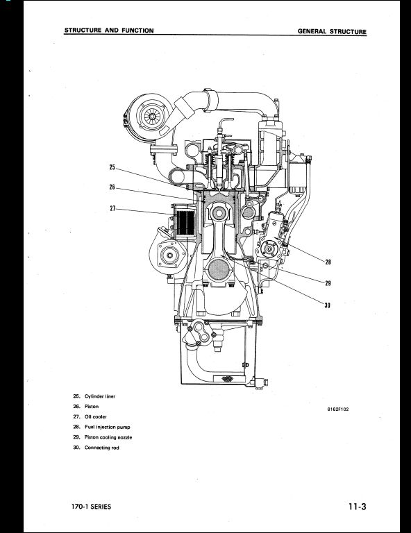 592x768 Komatsu 6d170 1 Series Diesel Engine Service Repair Workshop