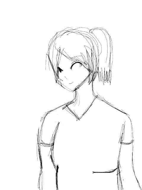480x640 I Was Trying To Draw Different Body Types. I Really Need Advice